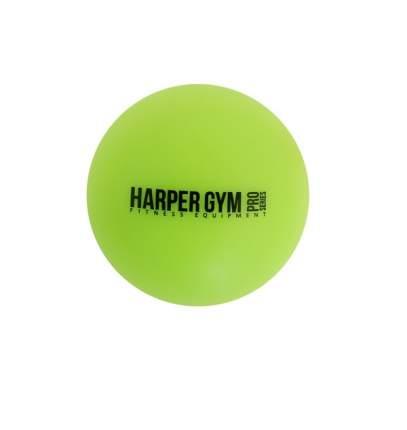 Мяч массажный Harper Gym NT18013, зеленый, 6,3 см