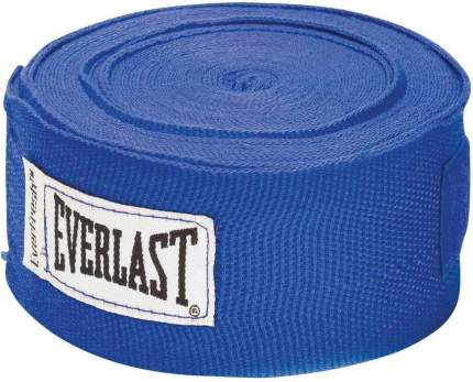 Боксерские бинты Everlast 4466BL 3,5 м синие