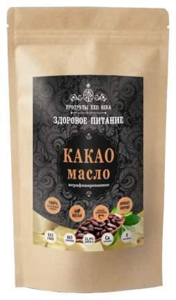 Какао масло Продукты 22 века нерафинированное 200 г