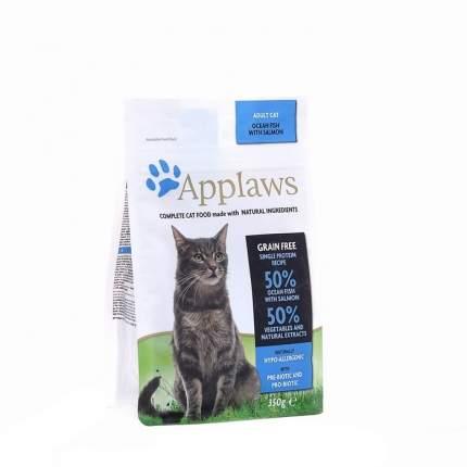 Сухой корм для кошек Applaws, беззерновой, океаническая рыба, 0,35кг