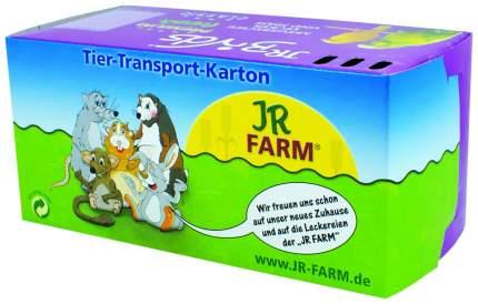 Коробка для транспортировки мелких животных JR Farm 24х11,5х11,5 см