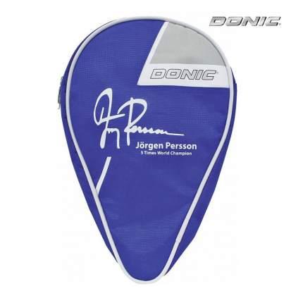 Чехол для ракетки Donic Persson синий