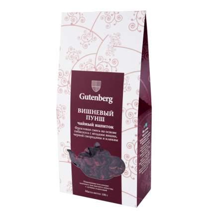 Чайный напиток Gutenberg вишневый пунш 100 г
