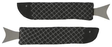 Носки Doiy Fish черные