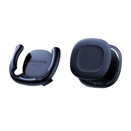 Держатель Baseus Interesting Airbag Support SUMQN-01 (Black)