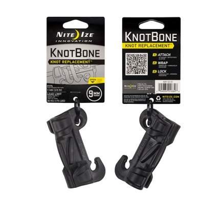 Крепление Nite Ize Knot Bone №9 KB9-02-01 черное