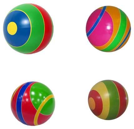 Мячик детский Чебоксарский завод Р12605 Разноцветный