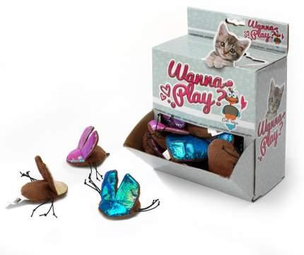Игрушка для кошек Bernina CAT TOY Блестящий жук