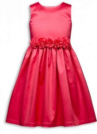 Платье для девочки Pelican GWDV4016/1 Красный р. 122