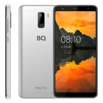 Смартфон BQ 6010G 8Gb Practic Silver