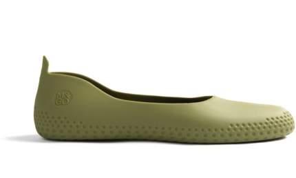 Галоши Mouillere зеленые 39 RU