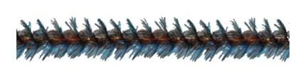 Аксессуар для Нового года Snowmen Северное сияние А4037Д Синий, коричневый, золотистый