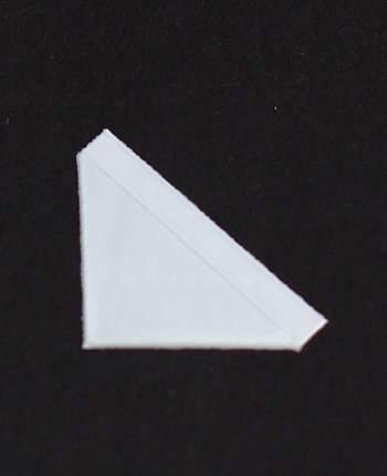 Уголки для фотографий самоклеящиеся 2х2 см белые, 36 штук