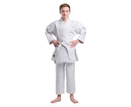 Кимоно для карате Adidas Kigai European Cut WKF белое 195 см