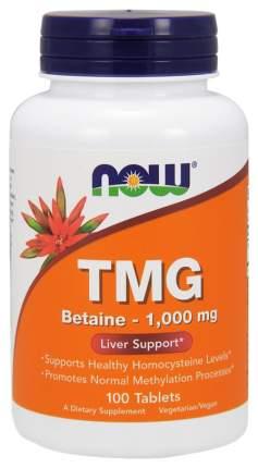 Для печени NOW Tmg 1000 мг таблетки 100 шт.