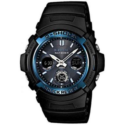Спортивные наручные часы Casio G-Shock AWG-M100A-1A
