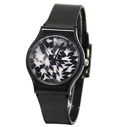 Наручные часы кварцевые женские Kawaii Factory Tempo Геометрия KW095-000380