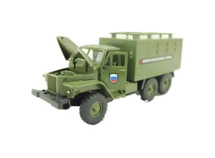 Военный транспорт Yako Toys Грузовик M7711-3E