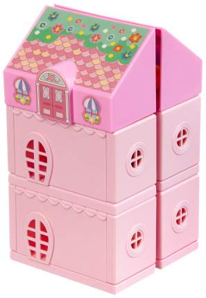 Кукольный домик Shantou Мини-дом с фигуркой зверюшки 18101