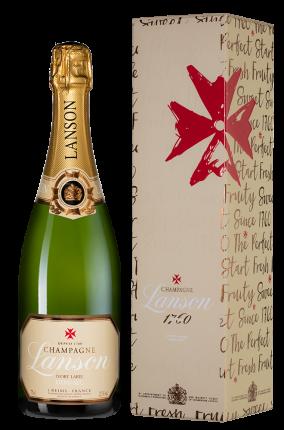 Шампанское Lanson Ivory Label Demi-Sec