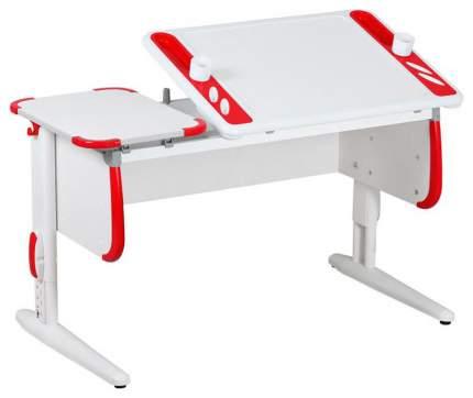 Парта Дэми Techno СУТ 31 04937-3 Белый/Красный