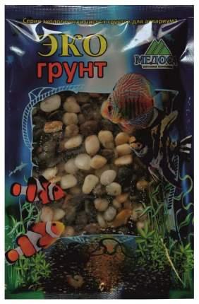 Грунт для аквариума ЭКОгрунт Галька Феодосия №2 10 - 15 мм 3,5 кг