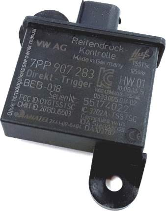 Брелок дистанционного управления VAG 7PP907283
