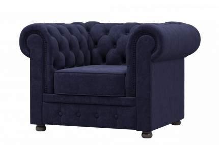 Кресло для гостиной Hoff Честер, синий