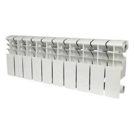 Радиатор алюминиевый Rommer 276x800 Plus 200 10