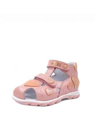 Cандалии для девочек Reike розовый AS18-026 р.28