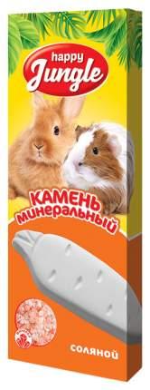 Био-камень для грызунов Happy Jungle, соляной, 50 г