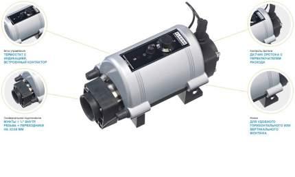Elecro, Электронагреватель Elecro Nano Spa 3 кВт 230В, AQ17142
