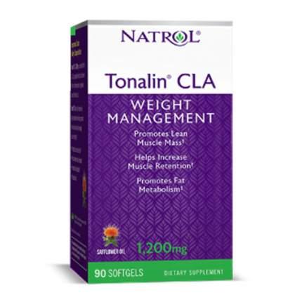 Natrol - Tonalin CLA 1200 мг (90 капсул) - конъюгированная линолевая кислота