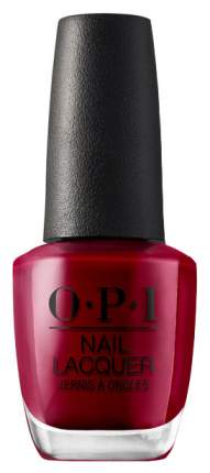 Лак для ногтей OPI Classic Miami Beet 15 мл