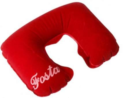 Подушка надувная Подкова Fosta F 8052 (44x27) цвет Красный