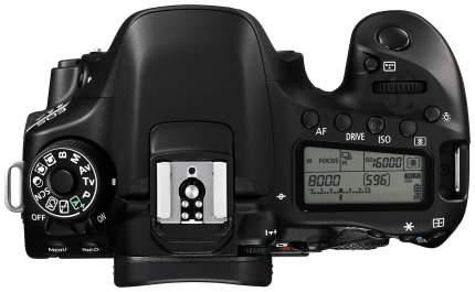 Фотоаппарат цифровой зеркальный Canon EOS 80D Body Black