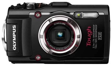 Фотоаппарат цифровой компактный Olympus TG-3 Black