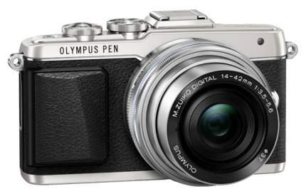 Фотоаппарат системный Olympus E-PL7 Pancake Zoom Kit Silver