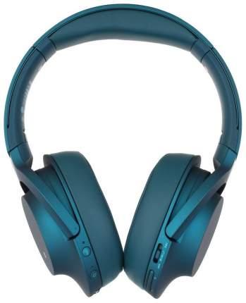 Беспроводные наушники Sony MDR-100 Blue