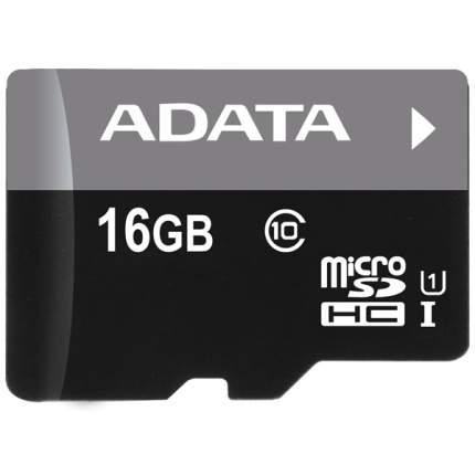Карта памяти ADATA Micro SDHC AUSDH16GUICL10-RA1 16GB