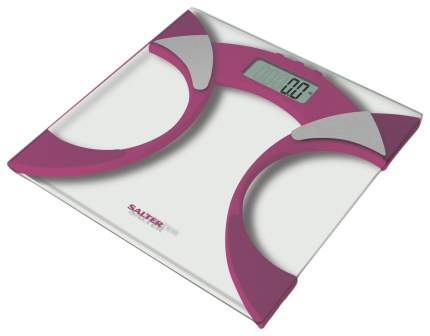 Весы напольные Salter 9141 PK3R Прозрачный, розовый