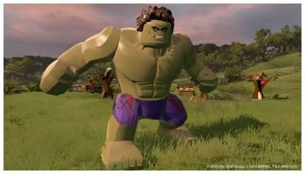 Игра для PC LEGO: Marvel Мстители