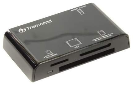 Устройство для чтения карт памяти Transcend TS-RDP8K Черный