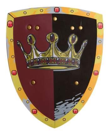 Набор оружия мягкий Bondibon Щит и Меч, отважный воин, cdr 25х12х15,5 см вв1131