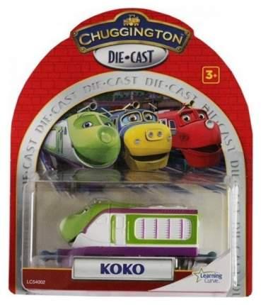 Паровозик Chuggington Коко LC54002
