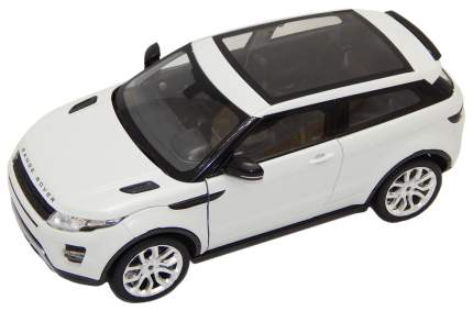 Коллекционная модель Welly Range Rover Evoque 43649 1:34