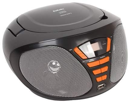 Магнитола BBK BX180U Оранжевый, черный