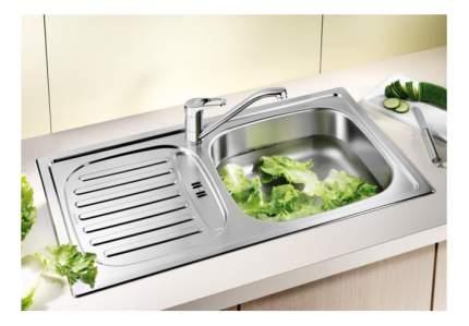 Мойка для кухни из нержавеющей стали Blanco FLEX Mini 511918 серебристый
