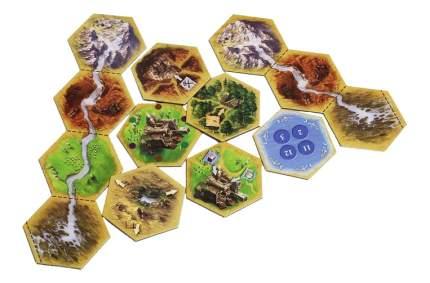 Настольная игра Hobby World Колонизаторы Купцы и Варвары