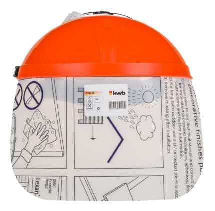 Каска защитная строительная KWB 3796-00